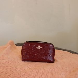 Coach SMALL cosmetic bag